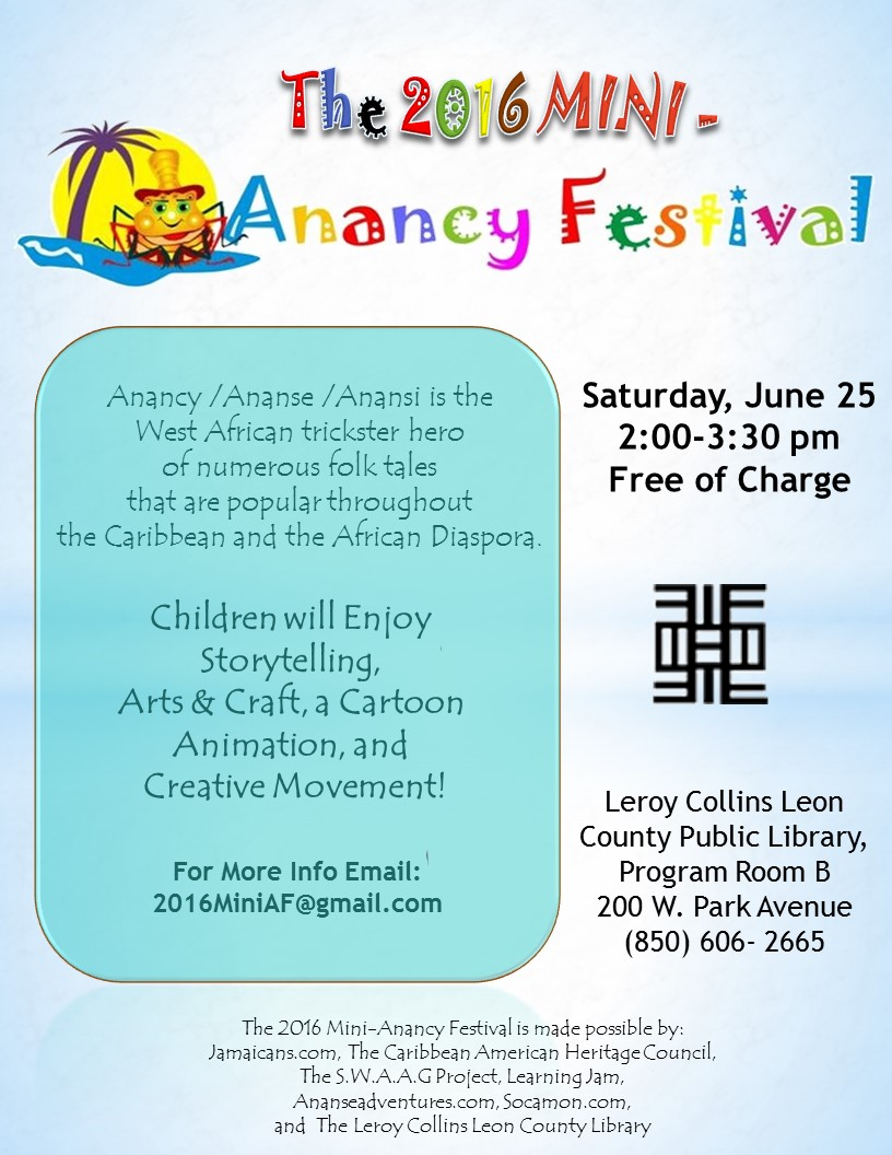 2016 Anancy Festival Tallahassee