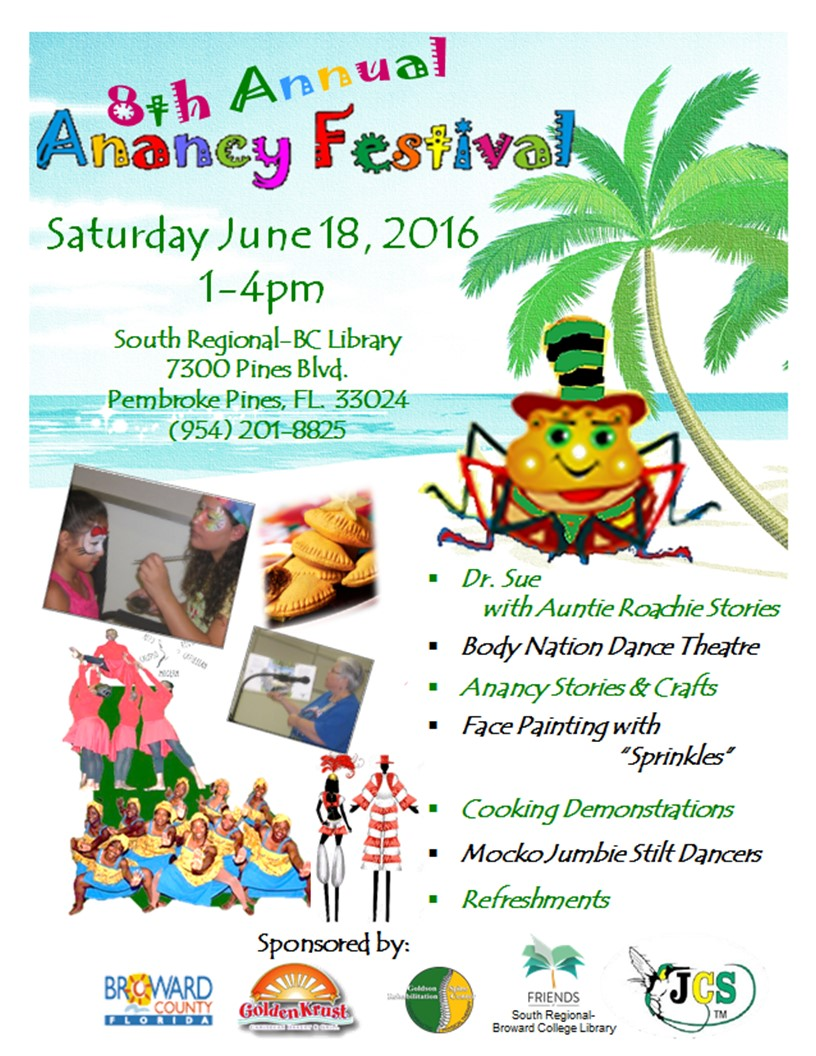 Anancy Festival South Florida